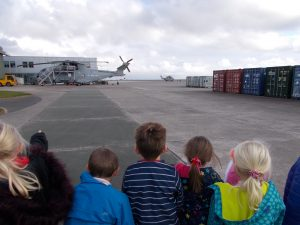 Year 2 Trip to Culdrose